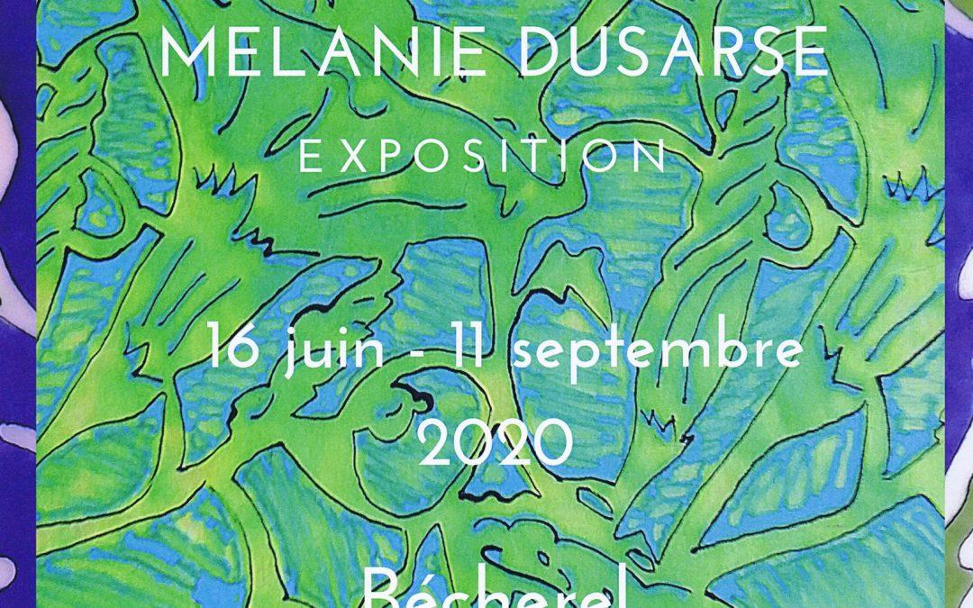 Du 16 juin au 11 septembre 2020 Exposition à la Maison du Livre de Bécherel (au nord de Rennes en Bretagne)